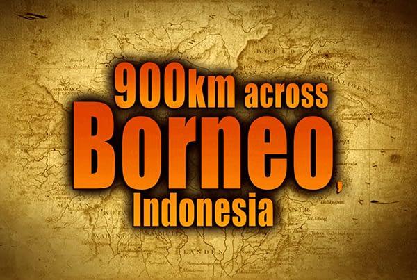 The Trans Borneo Challenge 2013